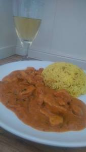 Punjaban Curry Base - Served