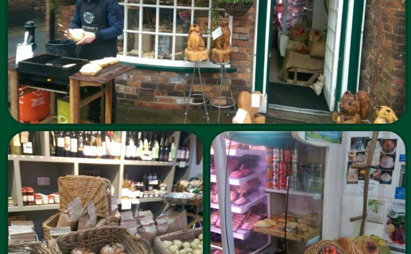 Food Adventures in Manchester…