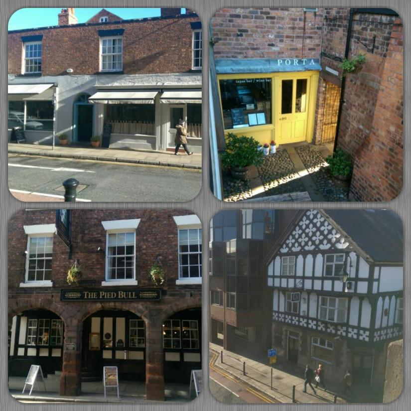 Food Adventures in Chester…