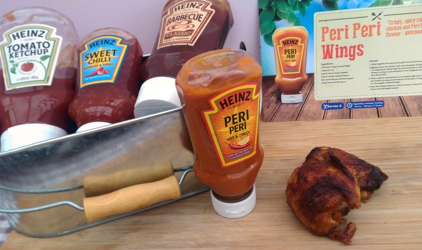 Cooking with Heinz..