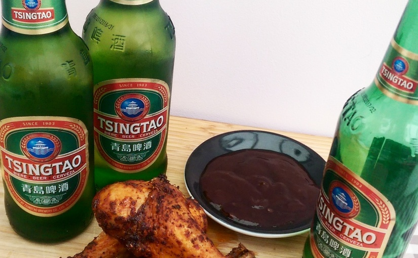 Barbecuing with Beer…