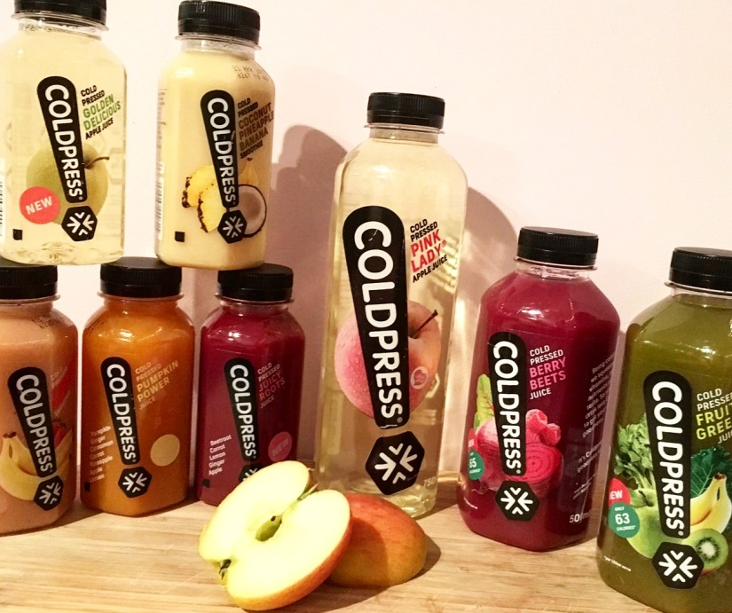 Revolutionary Cold Pressed Drinks…