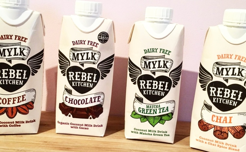 Dairy Free Drinks…