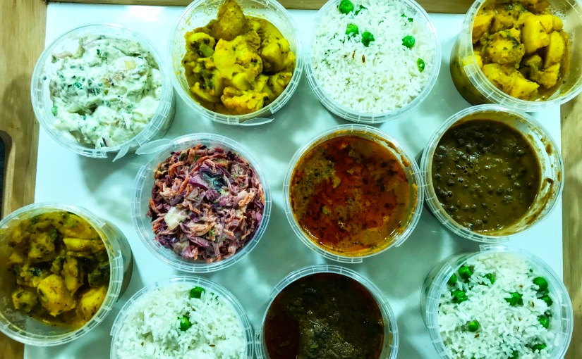 Indian Tiffin Boxes